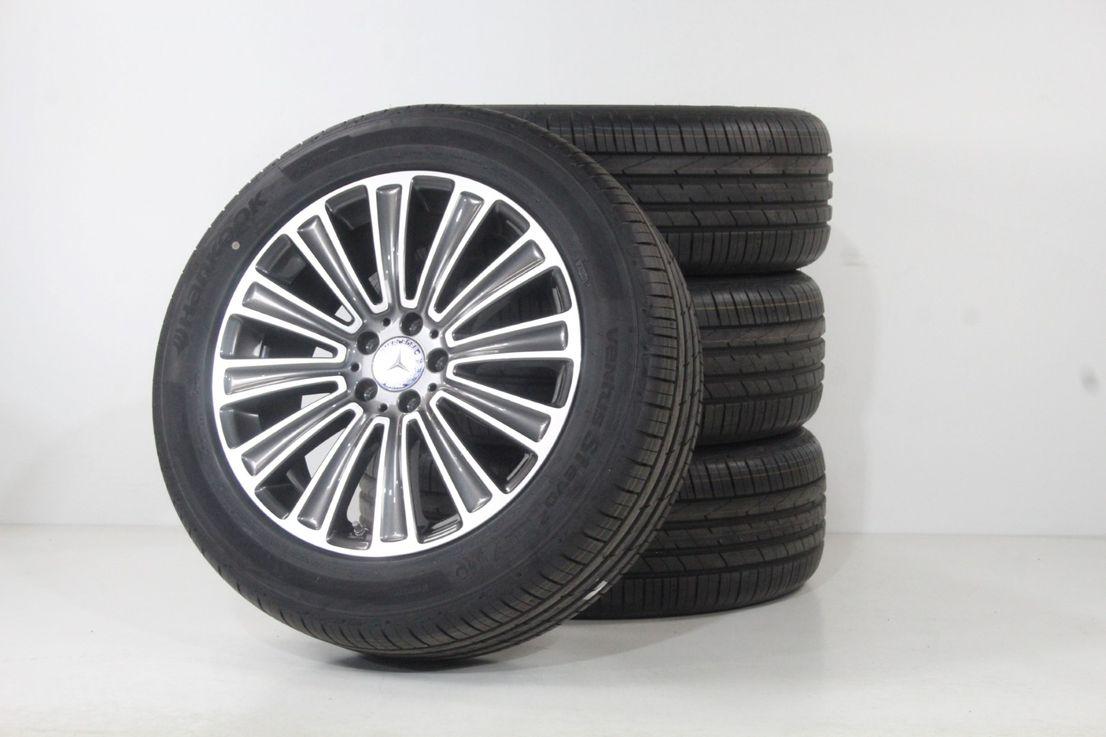 Mercedes Benz GLC X253 C253 Alufelgen 19 Zoll Sommerräder Hankook A2534011100