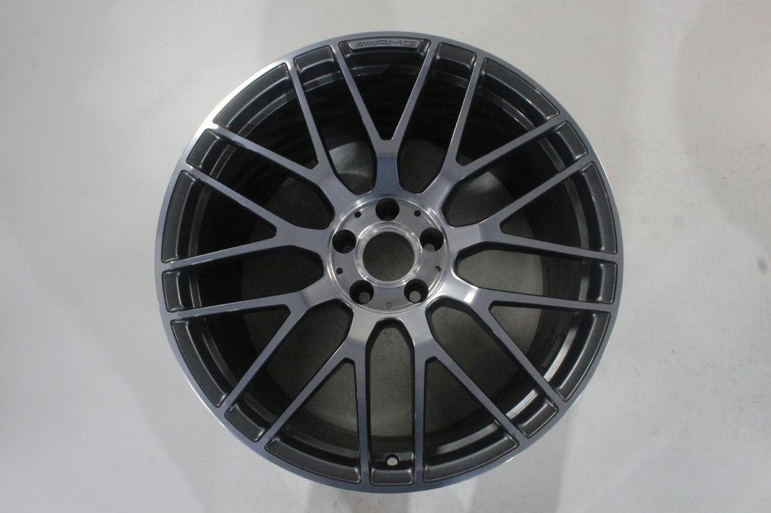 Mercedes Benz AMG GTC C190 20 Zoll Felge grau Einzelfelge Alufelge A1904011500