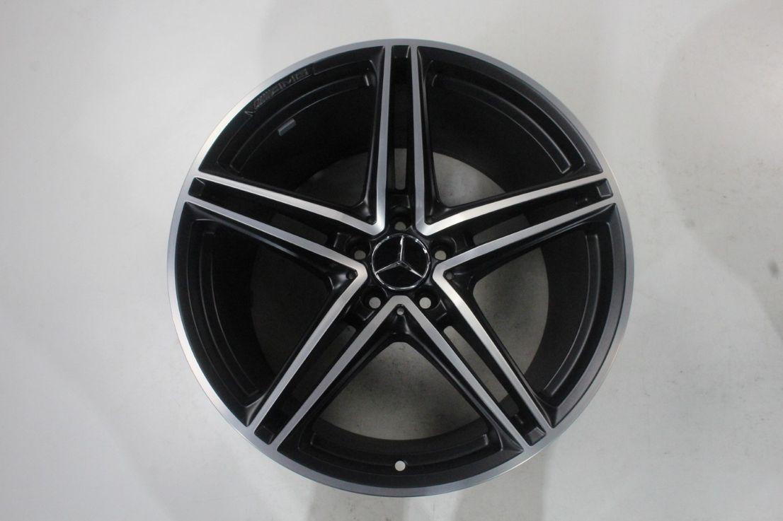 Mercedes Benz AMG GTC C190 20 Zoll schwarz Einzelfelge Alufelge A1904011900