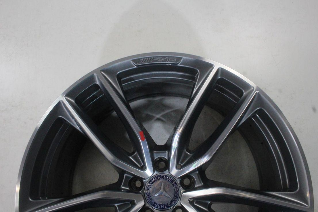Mercedes Benz GLC 63 63S AMG C253 X253 Alufelge 21 Zoll Einzelfelge A2534013800