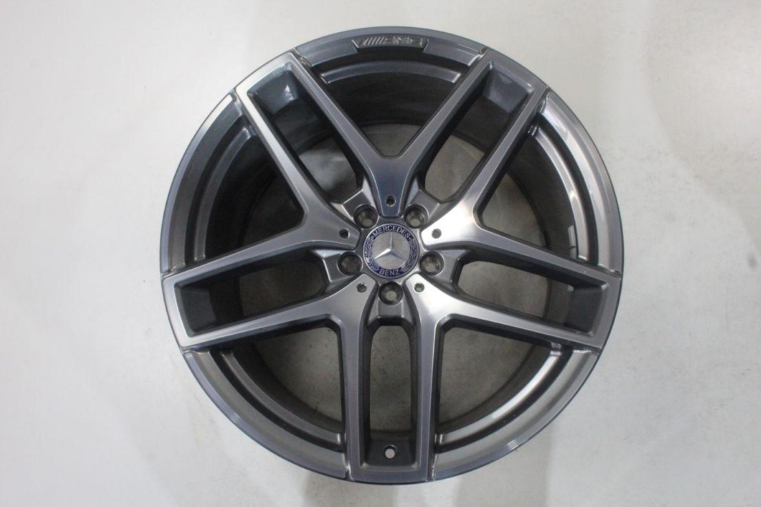 Mercedes Benz GLE C292 Alufelge AMG 21 Zoll Felge Einzelfelge A2924011700