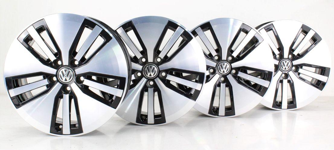VW Passat 3G B8 GTE Alufelgen Montpellier Felgen 17 Zoll Felgensatz 3G0601025AM