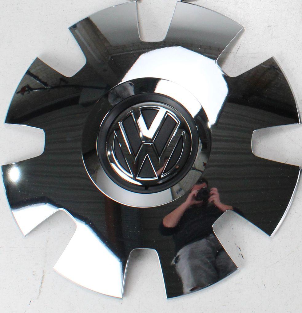[Paket] 1x VW Beetle 5C Nabendeckel Felgendeckel Nabenkappe Chromabdeckung 5C0601149C