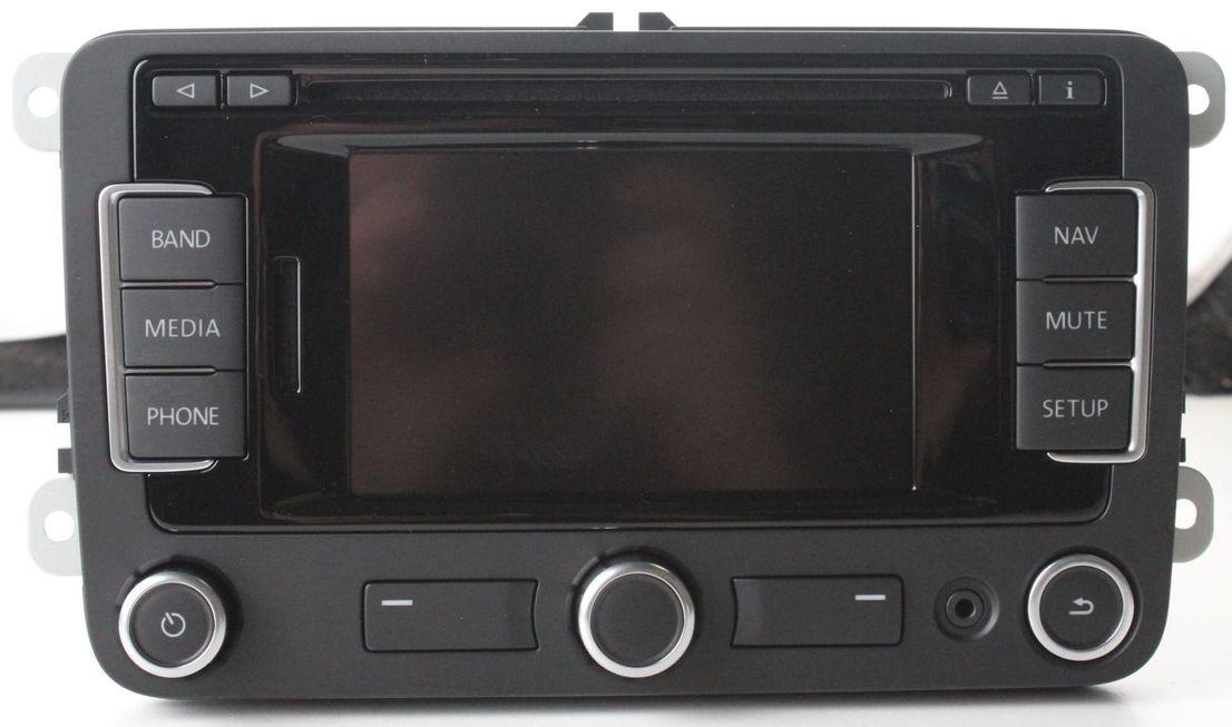 VW CC Passat 3C B7 Tiguan 5N Navi Bluetooth RNS 315 Navigationsgerät 3C8035278F