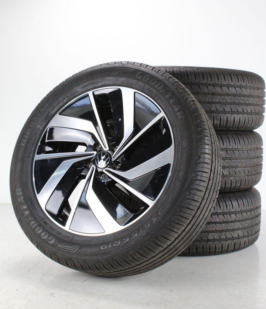 VW Viloran Sommerräder Goodyear Alufelgen 19 Zoll Felgen 30D601025C