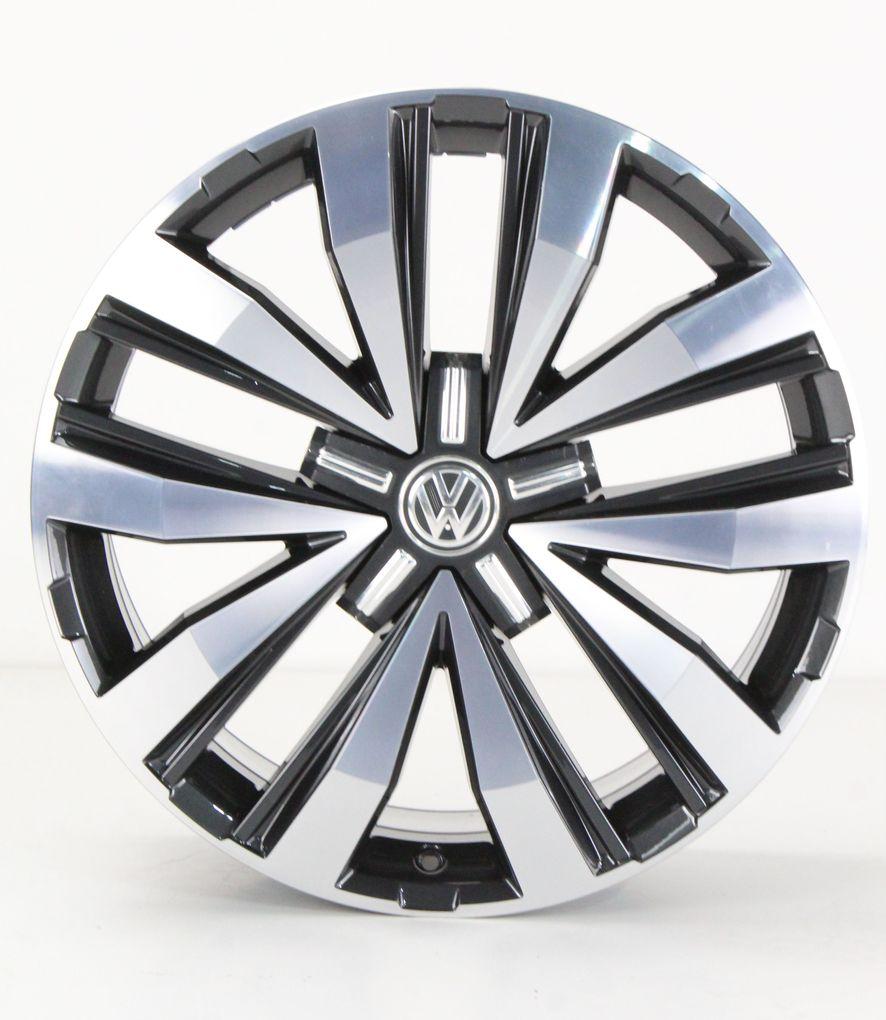 VW Amarok 2H6 Alufelgen Talca graphit Felgensatz 19 Zoll Felgen 2H6601025F