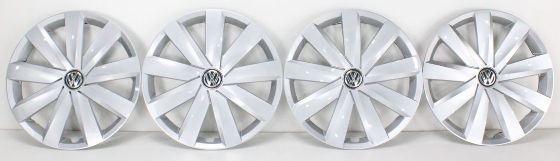 [Paket] 4x VW Passat B8 Golf 7 Radabdeckung Radkappen 16 Zoll Radzierblenden 3G0601147
