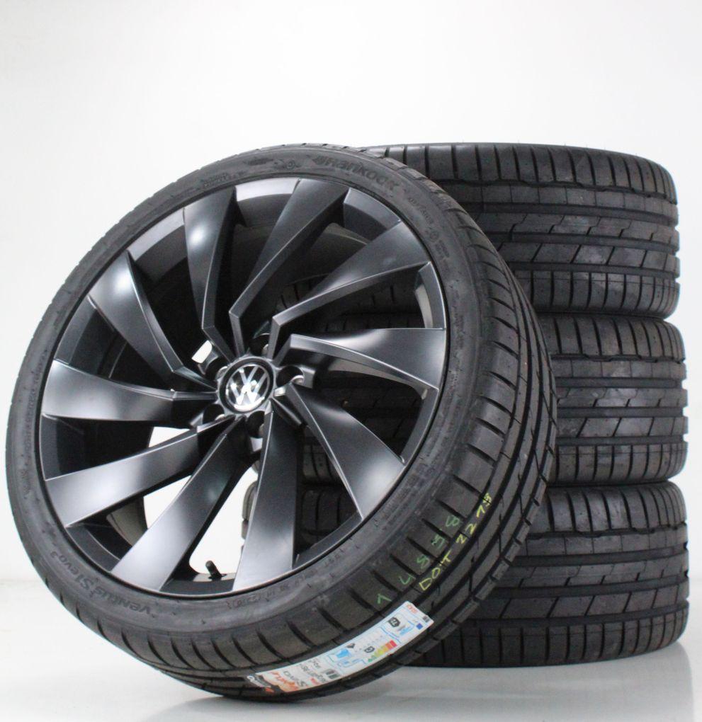 VW Arteon 3H Sommerräder 20 Zoll Alufelgen Rosario graphit Felgen 3G8601025D