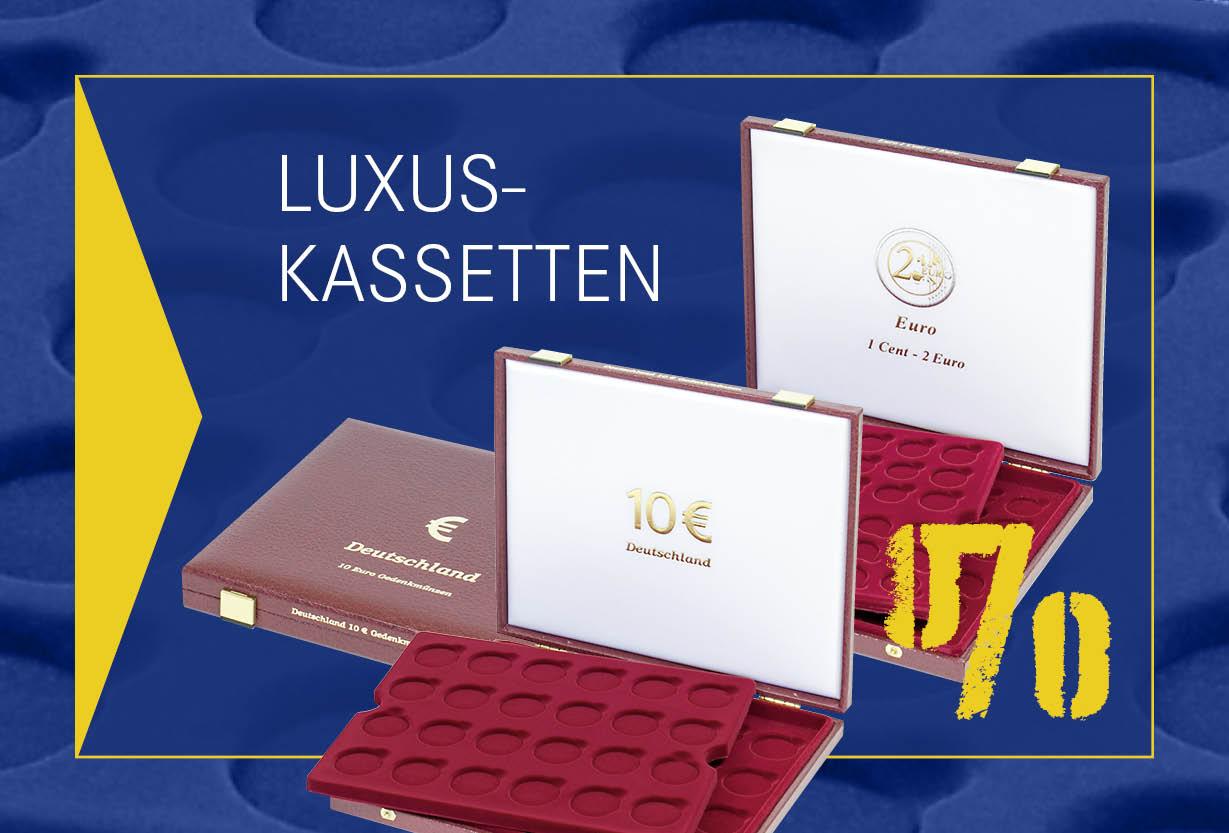 Luxus-Kassetten