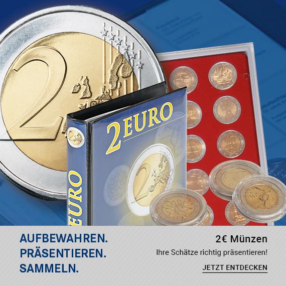 2€ Gedenkmünzen