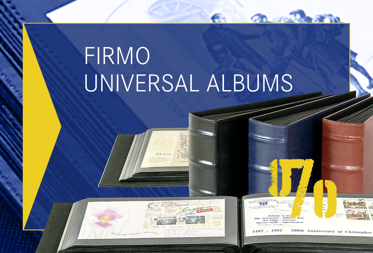 FIRMO Universal Albums