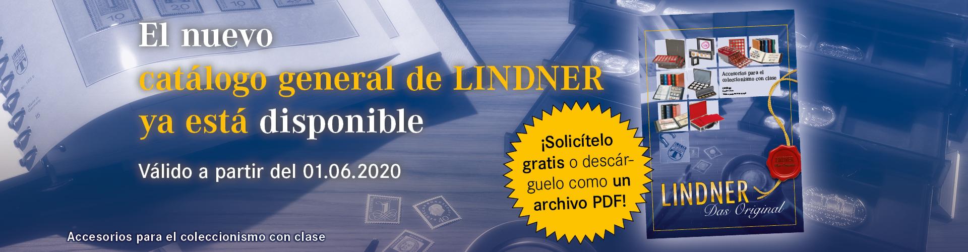 Catálogo general de LINDNER
