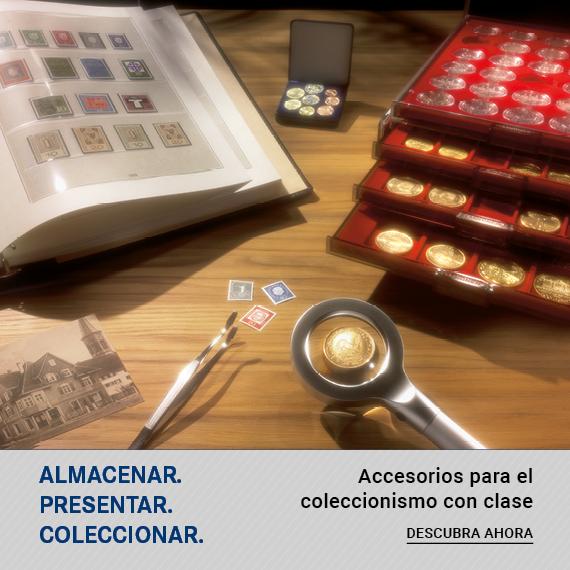 Accesorios para el coleccionismo con clase