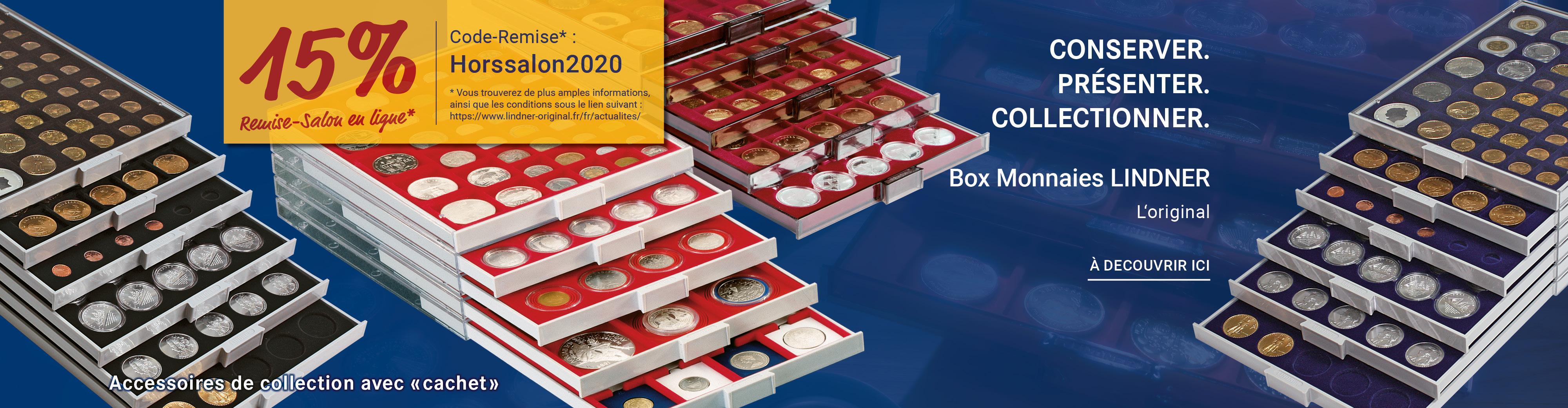 BOX MONNAIES