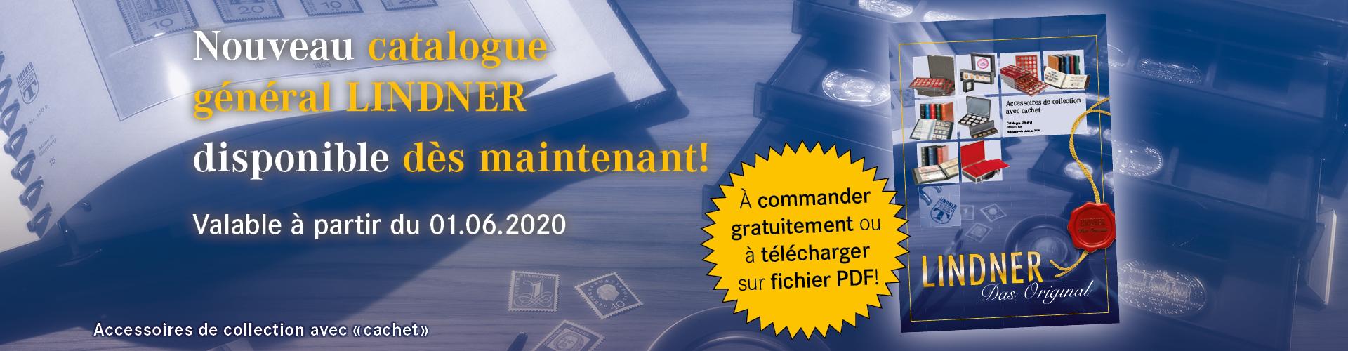 Catalogue Général LINDNER