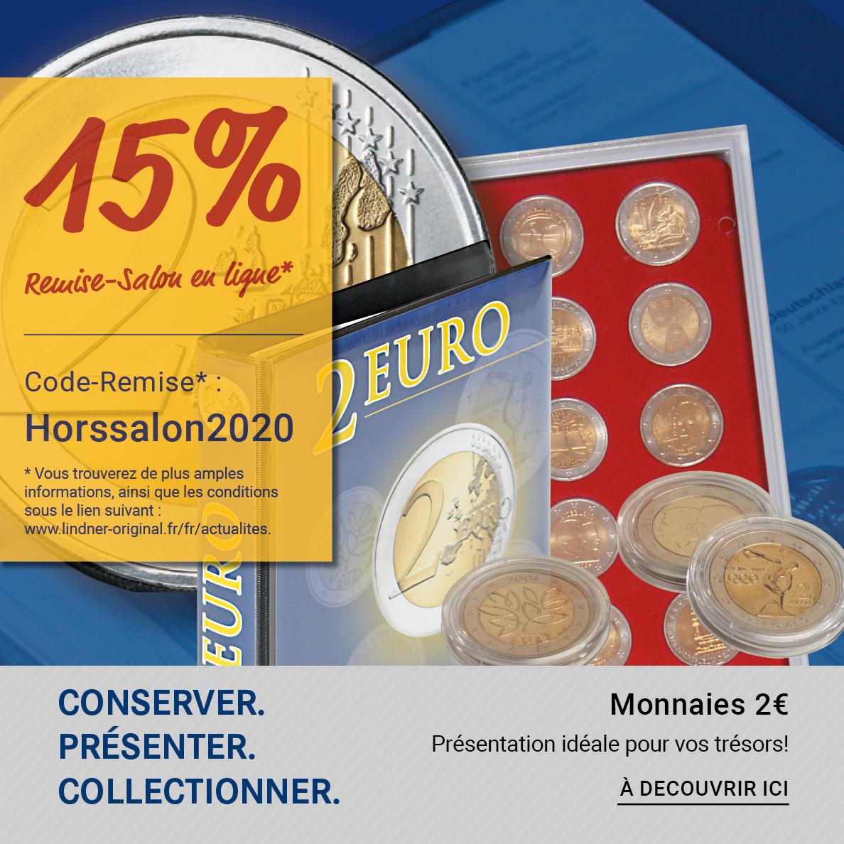 2 € COMMÉMORATIVES