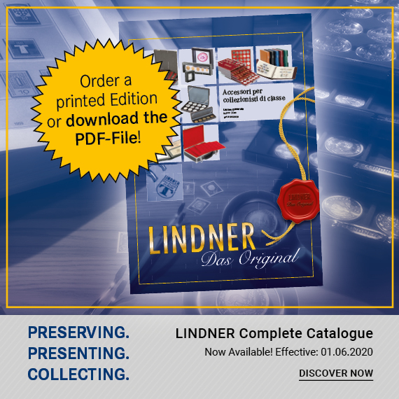 LINDNER Complete Catalogue - Now available!