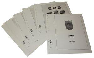 Aland - Vordruckalbum Jahrgang 1984-2015