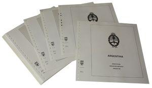 Argentinien - Vordruckalbum Jahrgang 2004-2007