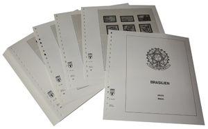 Brésil - Feuilles pré-imprimées Année 1982-1986