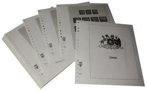 Chili - Feuilles pré-imprimées Année 1960-1985