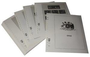 Chili - Feuilles pré-imprimées Année 1986-1991