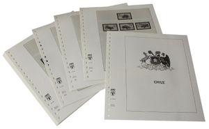 Chile - Vordruckalbum Jahrgang 1999-2001