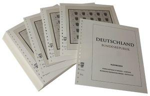 Германия, малые листы ( десятичные блоки). Иллюстрированный альбом—выпуск  за 1992-1994 годы
