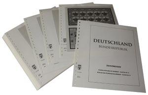 Германия, малые листы ( десятичные блоки). Иллюстрированный альбом—выпуск  за 1998 год