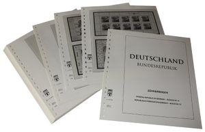 Deutschland Kleinbogen (Zehnerbogen) - Vordruckalbum Jahrgang 1999