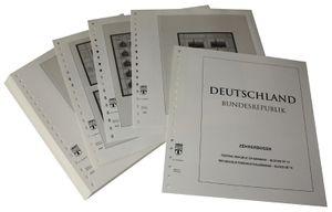 Germania minifogli (foglietti da 10) - Album prestampati Anno 2004