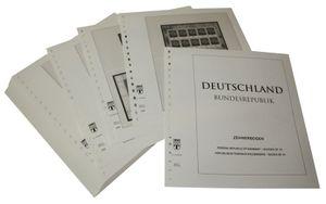 Deutschland Kleinbogen (Zehnerbogen) - Vordruckalbum Jahrgang 2006