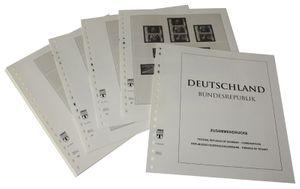 Deutschland Zusammendrucke - Vordruckalbum Jahrgang 1996-2007