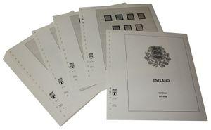 Estland - Vordruckalbum Jahrgang 1991-2009