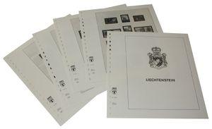Liechtenstein - Vordruckalbum Jahrgang 2003-2014