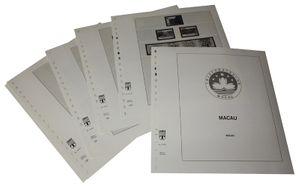 Macau Rückführung an die Volksrepublik China - Vordruckalbum Jahrgang 2005-2009