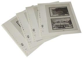 Macau Rückführung an die Volksrepublik China Spezialblocks - Vordruckalbum Jahrgang 1998-1999