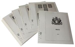 Malta - Vordruckalbum Jahrgang 1985-1999