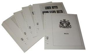 Malta - Vordruckalbum Jahrgang 2000-2009