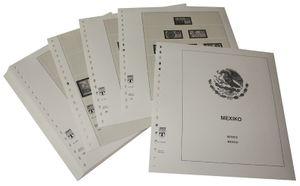 Mexiko - Vordruckalbum Jahrgang 1992-1998