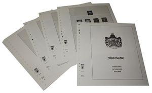 Pays Bas - Feuilles pré-imprimées Année 1972-1979