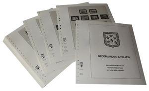 Niederländische Antillen - Vordruckalbum Jahrgang 1972-1985