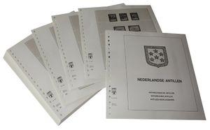 Niederländische Antillen - Vordruckalbum Jahrgang 1986-1999