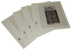 Autriche Feuilles plastique - Feuilles pré-imprimées Année 2005-2010