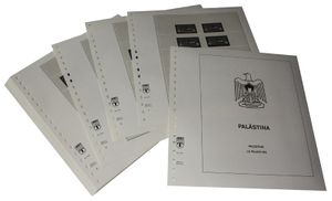 Palestine - Illustrated album pages Year 1994-2013
