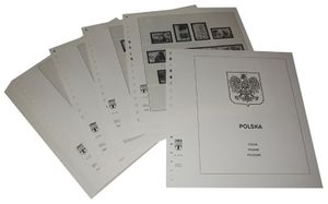 Poland - Illustrated album pages Year 2002-2008
