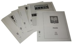 Poland since 25 Years People's Republic - Illustrated album pages Year 1969-1971