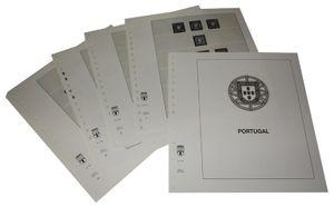 Portugal - Vordruckalbum Jahrgang 1853-1910
