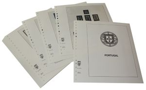 Portugal - Vordruckalbum Jahrgang 1934-1959