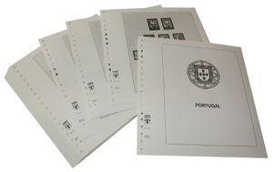 Portugal - Vordruckalbum Jahrgang 1960-1977